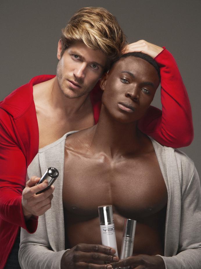 Cosmetica masculina Yag Men para hombres que se cuidan