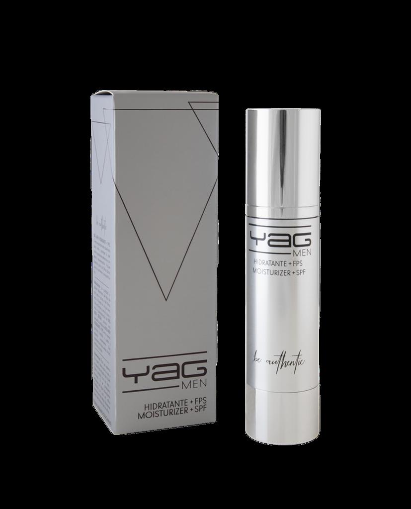 Hidratante con protector solar YAG MEN