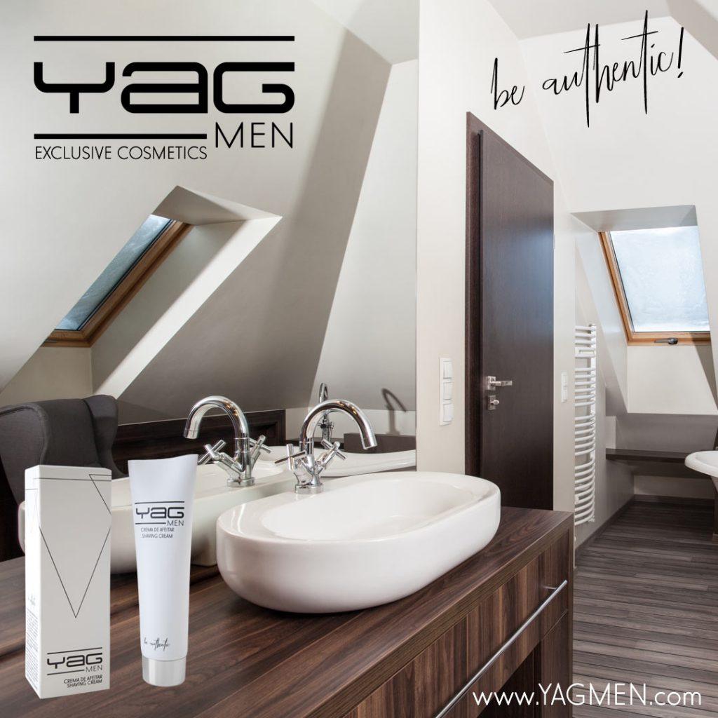 Imagen cuarto de baño YAG MEN