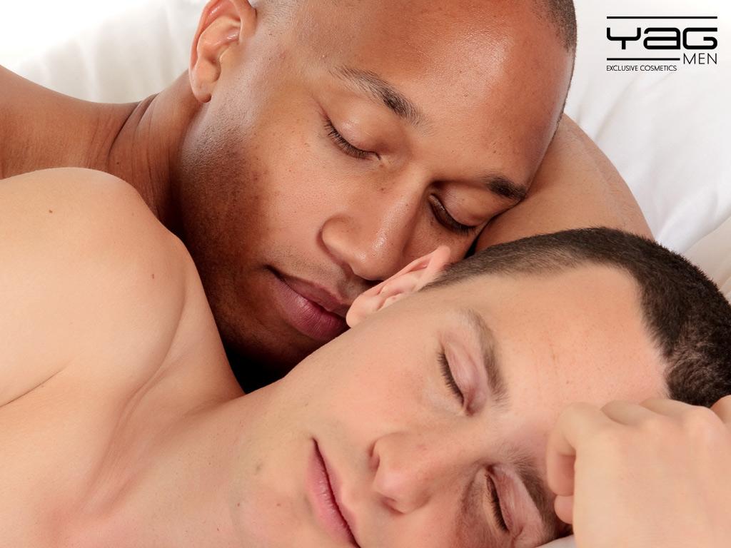 hombres gay y cosmética