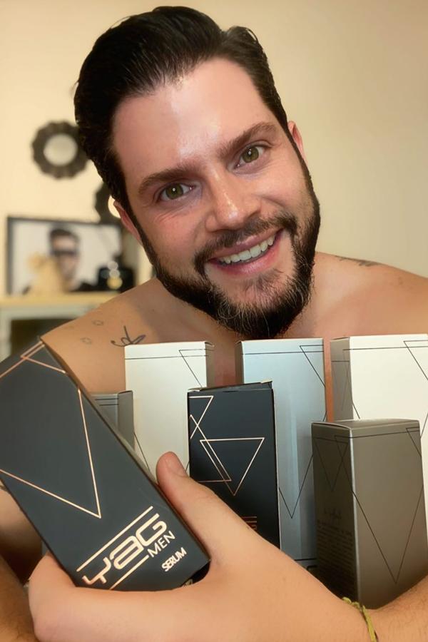 Alberto Dugarte estilista